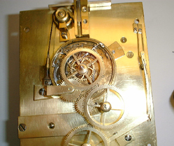 minute repeater carriage clock mechanism